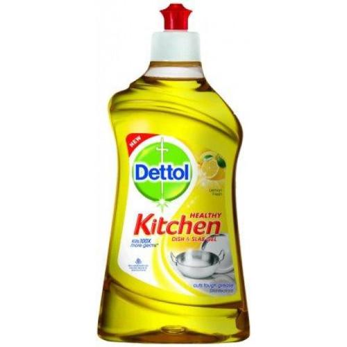 Dettol Kitchen Dish and Slab Gel (Lemon Fresh) -200ml