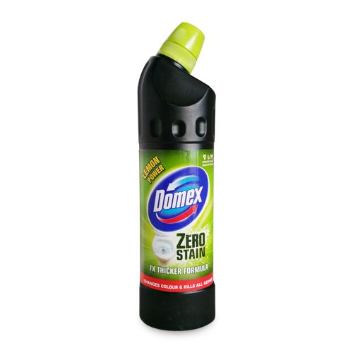Domex Zero Stain Toilet Cleaner Lemon Power - 750ml