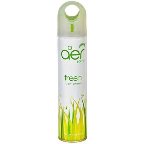 Godrej Aer Home Air Freshener Spray (Fresh Lush Green)