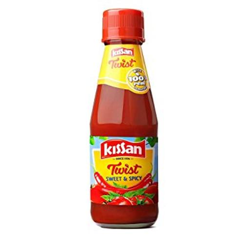 Kissan Twist Sweet & Spicy