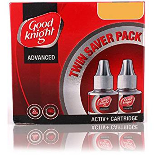 Good Knight Advanced Activ (2 Cartridge Pack)