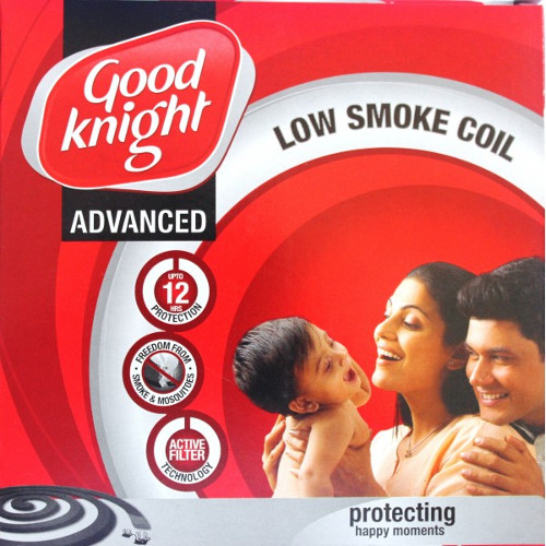 Good Knight Advanced Low Smoke Coil (12 Hrs)