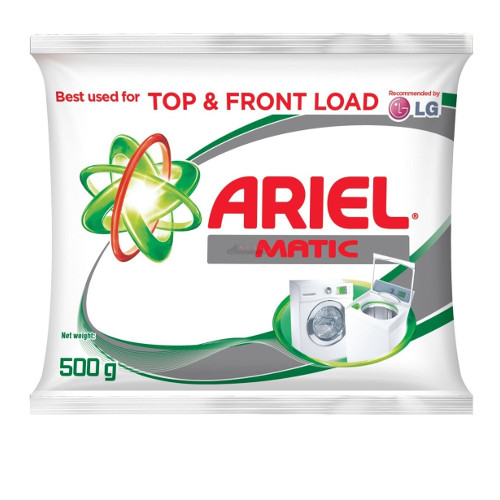 Ariel Detergent Powder Matic