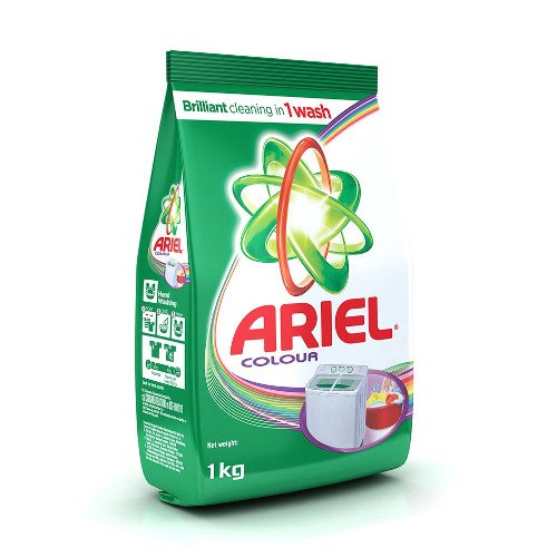 Ariel Complete Colour and Style Detergent Powder -1kg