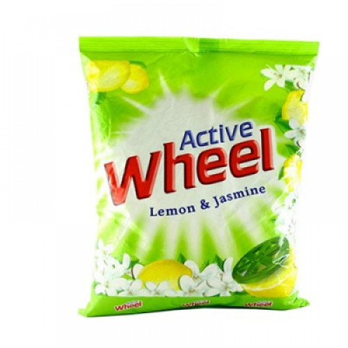 Wheel Detergent Powder