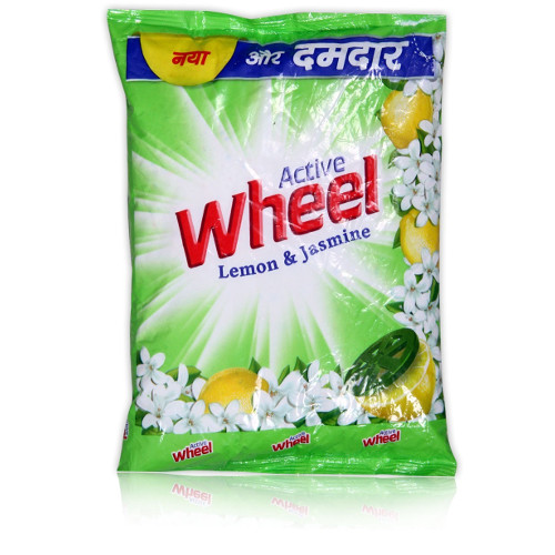 Wheel Green Detergent Powder  Lemon & Jasmine