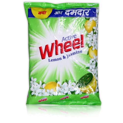 Wheel Green Detergent Powder  Lemon & Jasmine