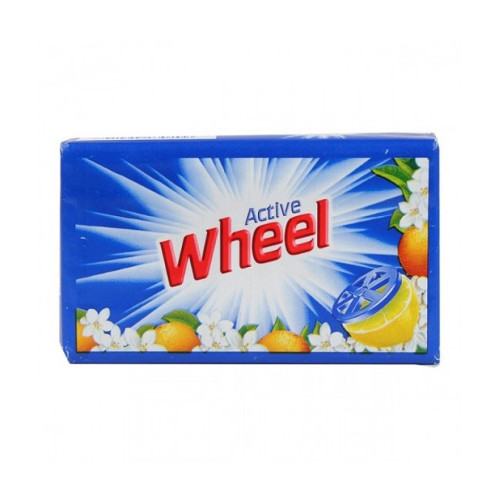Wheel Blue Bar