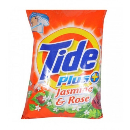 Tide Plus Jasmine and Rose
