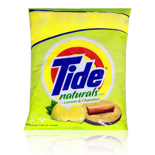 Tide Natural Detergent Powder Lemon & Chandan