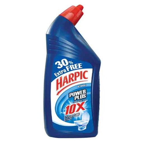 Harpic Powerplus Original 650ml (500ml + 30% Extra)