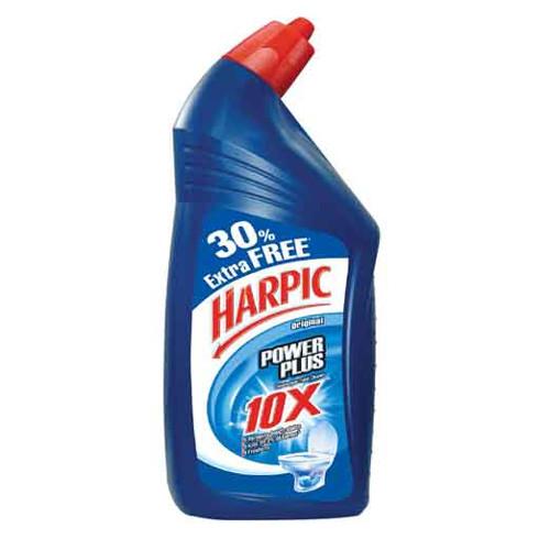 Harpic Powerplus Original 650ml (500ml + 30% Extra)