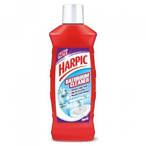 Harpic Bathroom Cleaner 500ml Floral