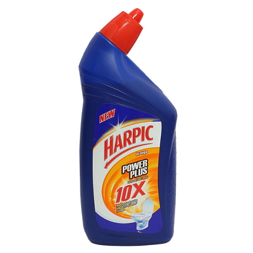 Harpic Powerplus Orange 650ml (500ml + 30% Extra)