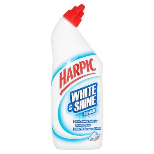 Harpic White and Shine Bleach