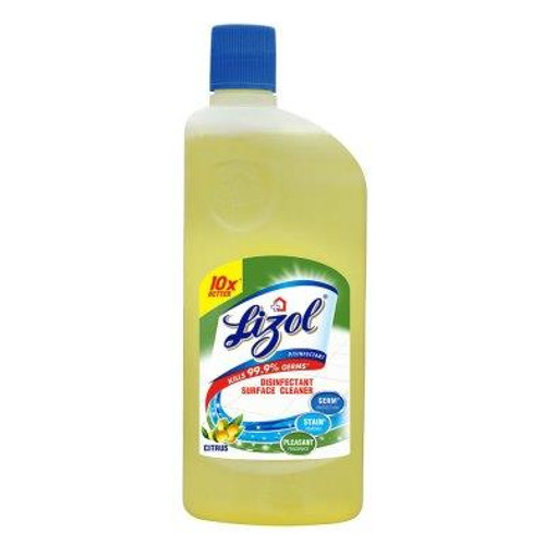 Lizol Disinfectant Floor Cleaner, Citrus -500ml