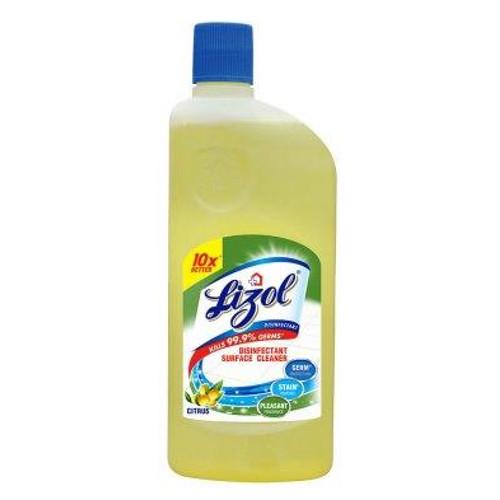 Lizol Disinfectant Floor Cleaner, Citrus -500ml