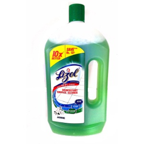 Lizol Disinfectant Floor Cleaner, Jasmine -975ml