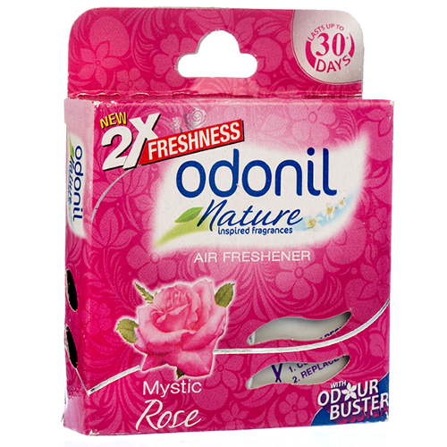 Odonil Nature Air Freshener Mystic Rose -50g