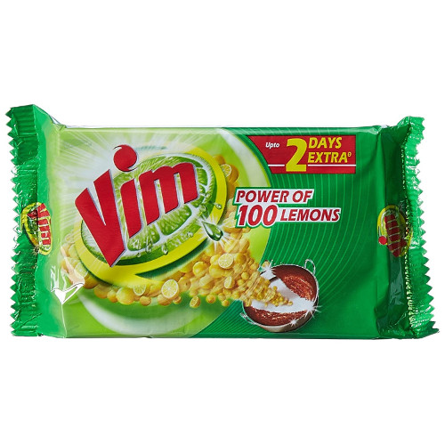 Vim Dishwash Bar