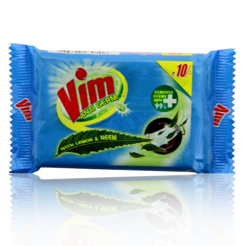 Vim Bar Poly Anti Bacteria