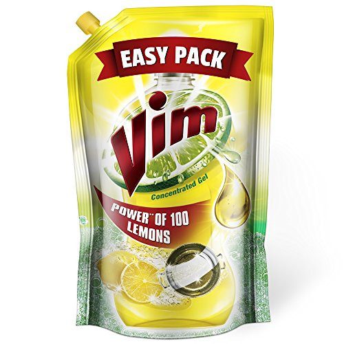 Vim Dishwash - Lemon (Pouch)