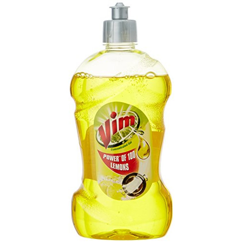 Vim Liquid Power of 100 Lemons -500ml Bottle