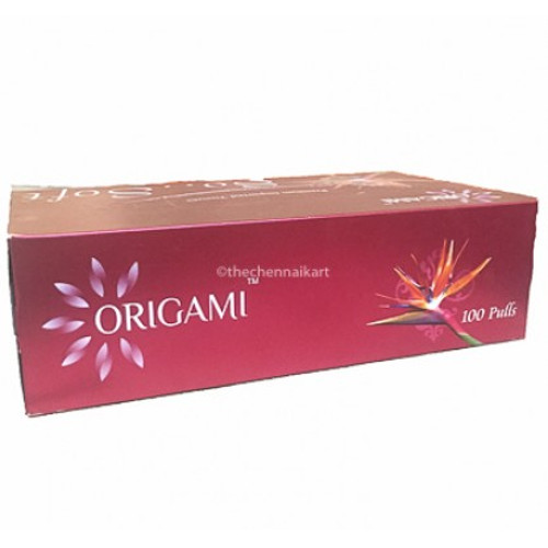 Origami So.. Soft Face Tissues
