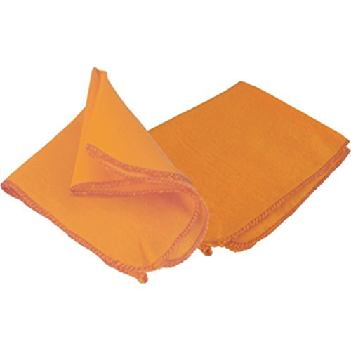 Gruhashobe Yellow Cloth 12 x 19 inches - (Pack of 12)