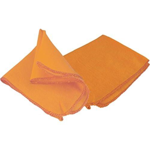 Gruhashobe Yellow Cloth 12 x 19 inches - (Pack of 12)