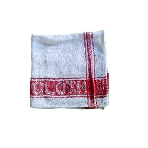 Gruhashobe Glass Cloth - 17 x 17 inches - (Pack of 12)