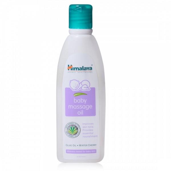 Himalaya Herbals Baby Massage Oil