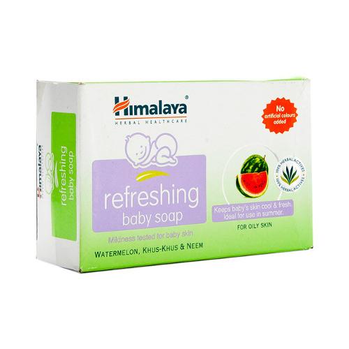 Himalaya Refreshing Baby Soap