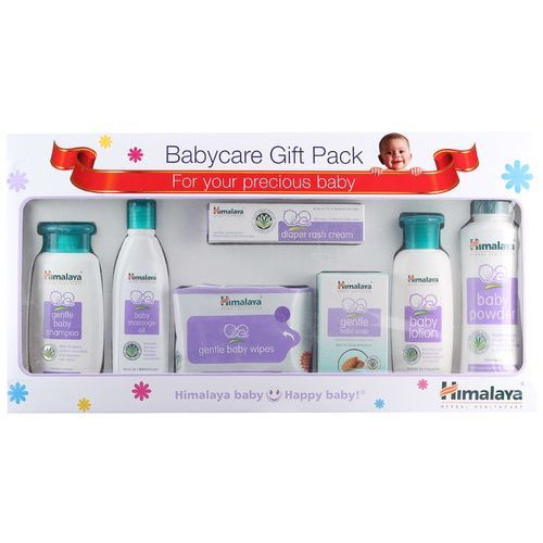 Himalaya Herbals Babycare Gift Pack (Oil, Soap and Lotion)