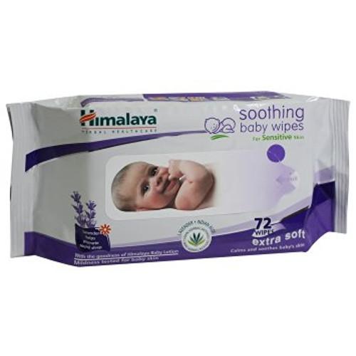 Himalaya Herbals Soothing Baby Wipes