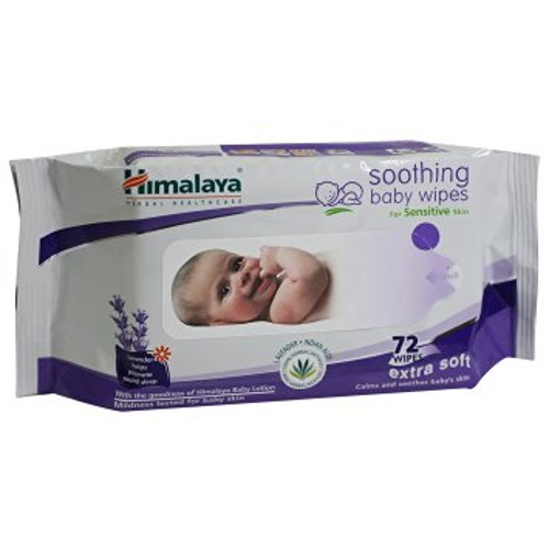 Himalaya Herbals Soothing Baby Wipes