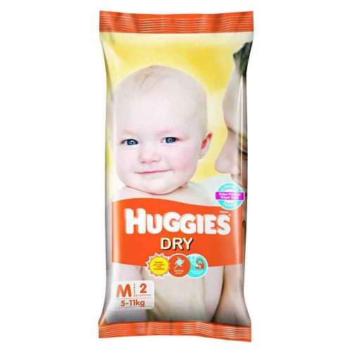 Huggies New Dry Diapers Medium