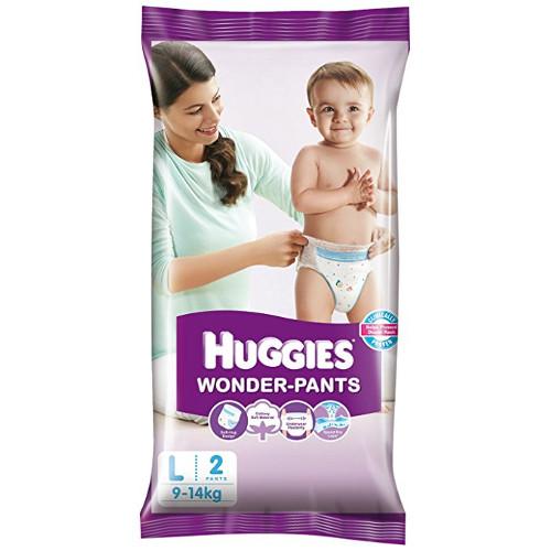 Huggies Wonder Pants Large Size Diapers