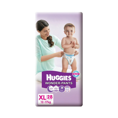 Huggies Wonder Pants Extra Large Size Diapers