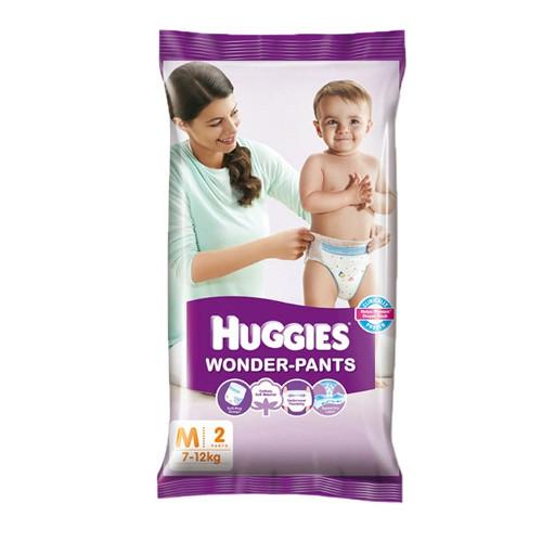 Huggies Wonder Pants Medium Size Diapers