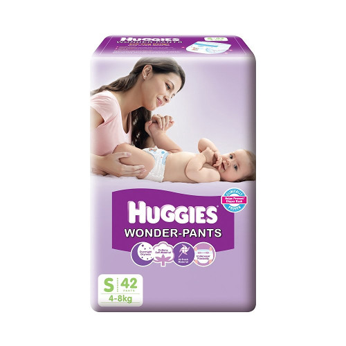 Huggies Wonder Pants Small Size Diapers