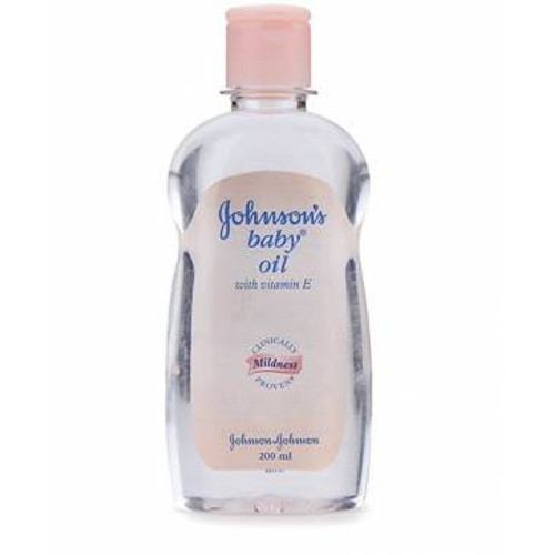 Johnson's Baby Oil with Vitamin E