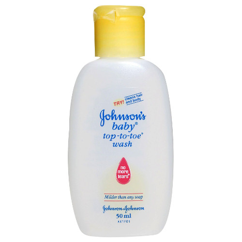 Johnson's Top to Toe Baby Wash