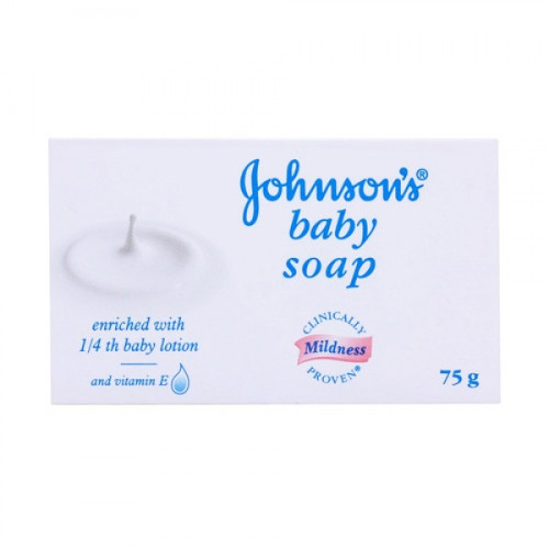 Johnson's Baby Soap (Pack of 3)