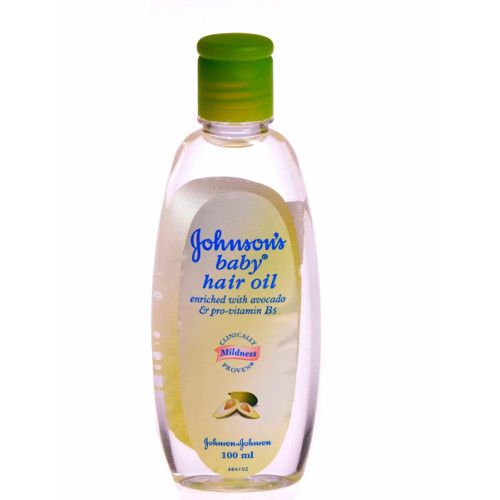 Johnson's Baby Hair Oil