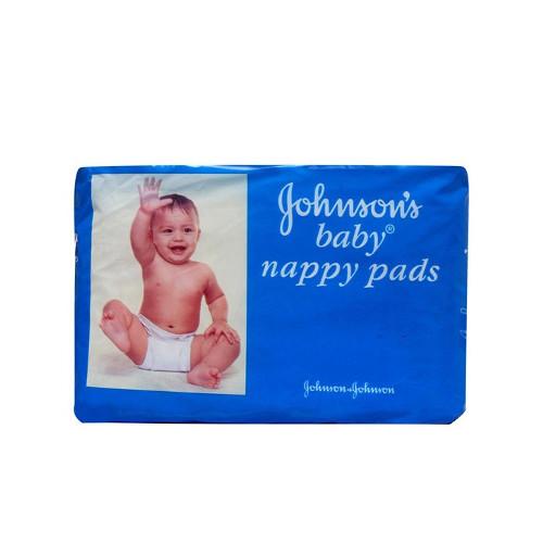 Johnson's Baby Nappy Pads
