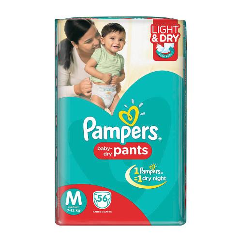 Pampers Medium Size Diaper Pants