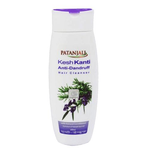 Patanjali Kesh Kanti Anti-Dandruff Hair Cleanser Shampoo