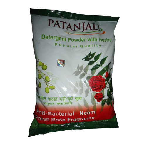 Patanjali Popular Detergent Powder