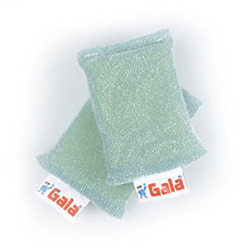 Gala 2-Piece Kitchen Scrubber Set - Green  - (134278)